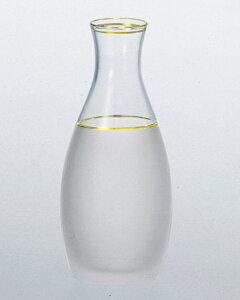 東洋佐々木ガラス 徳利 消金線 とっくり クリスタル硝子 日本酒 冷酒 和ガラス 180ml 日本製 国産グラス ガラス 酒器 盃 陶器 業務用 来客用 高級 ブランド