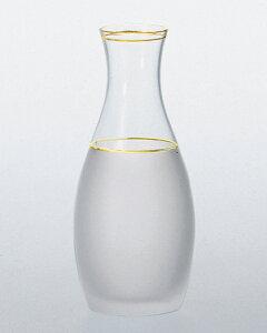 東洋佐々木ガラス 徳利 消金線 とっくり クリスタル硝子 日本酒 冷酒 和ガラス 360ml 日本製 国産グラス ガラス 酒器 盃 陶器 業務用 来客用 高級 ブランド