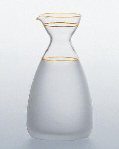 東洋佐々木ガラス 徳利 消金線 クリスタルガラス 220ml 日本製 国産グラス ガラス 酒器 盃 コップ 陶器 硝子 業務用 来客用 高級 ブランド
