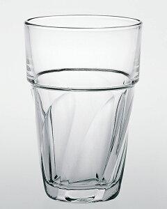 東洋佐々木ガラス リフレクション スタックタンブラー 持ちやすい 丈夫 割れにくい お冷グラス ソフトドリンク 370ml 日本製 国産業務用 来客用 高級 ブランド ギフト 贈り物 プレゼント 誕生