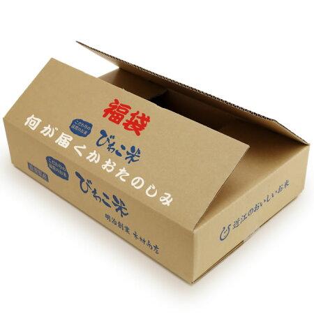 新米!【令和元年:滋賀県産】【福袋米】白米10kg【送料無料】10kg×1袋でのお届けです♪