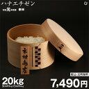 新米!出荷開始特別価格♪【令和元年:滋賀県産】ハナエチゼン 玄米のまま20kgもしくは精米済み白米20kg 【送料無料】