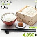 【令和元年:滋賀県産】みどり豊 環境こだわり米 10kg