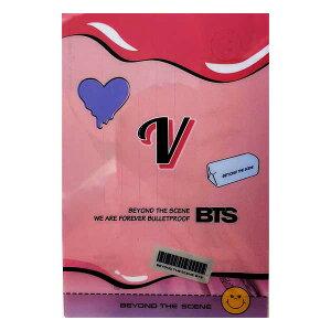 BTS 防弾少年団 バンタンソニョンダン V ブイ テテ 透明カード 透明 カード 6枚セット 韓流グッズ グッズ 韓流 韓国 雑貨 定形外郵便送料無料 フォトカード