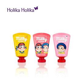 ホリカホリカ HolikaHolika×不二家コラボ商品《スイートペコエディション》ペコちゃんハンドクリーム(PEKO Hand Cream) 30ml/選べる3種類 定形外送料無料商品 韓国コスメ ハンドクリーム ハンドケア ゼリー ペコちゃん ミルキー