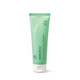 innisfree イニスフリー 青麦 ゴマージュ ピーリング マスク Green Barley Gommage Peeling Mask 120ml 定形外送料無料商品(同梱有の場合不可) 韓国コスメ スキンケア マスク パック ピーリング ゴマージュ スペシャルケア 角質