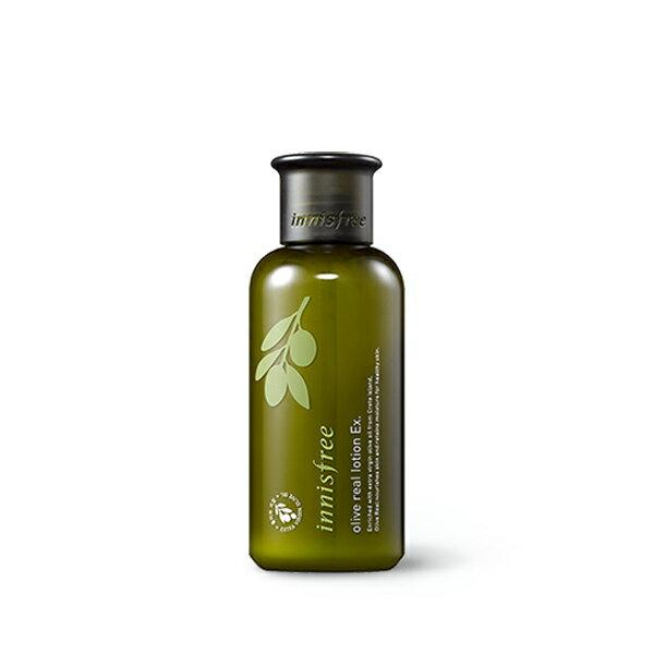 innisfree (イニスフリー) オリーブリアルローションEx. (Olive Real Rocion Ex.)乳液(160ml)