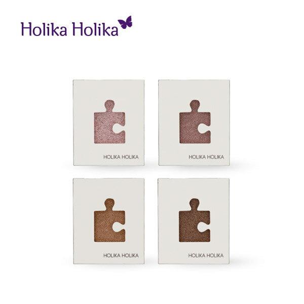 HOLIKA HOLIKA ホリカホリカ ピース マッチング シャドウ グリッター (Piece Matching Shadow Glitter) 2g/全10色 送料無料 ゆうパケット送料無料 韓国コスメ アイシャドウ グリッター きらきら パール 宝石