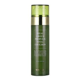 SECRET AGE リアル グリーン プロポリス バイタル エマルジョン Real Green Propolis Vital Emulsion 120ml 韓国コスメ スキンケア 乳液 エマルジョン ローション 美白 リンクルケア 水分 栄養 鎮静
