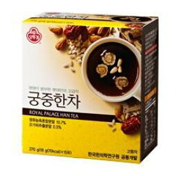 『定形外郵便送料無料』漢方茶!韓国産宮中韓茶(15包)