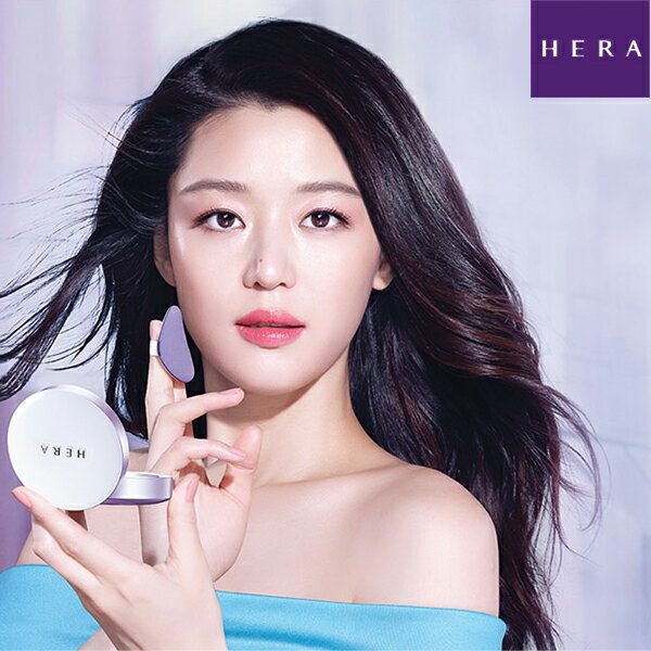 HERA(ヘラ)UV ミスト クッション カバー SPF50+/PA+++ リフィル 15g 本品15g 韓国コスメ 全4色 送料無料 ファンデーション ブライトニング 紫外線遮断