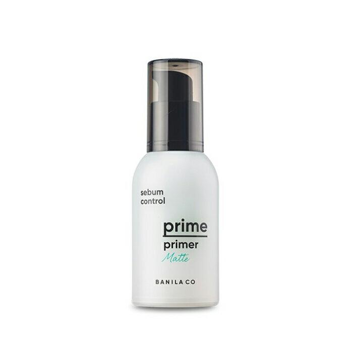 プライム プライマー マット Prime Primer Matt 韓国コスメ banila co. バニラコ 化粧下地 ベース メイクアップベース