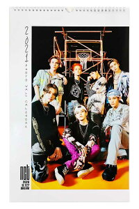 NCT エヌシーティー 2021年度 壁掛けカレンダー カレンダー 壁掛け 韓国 韓流 韓国アイドル 韓国俳優 韓国女優 K-POP 韓ドラ 韓国ドラマ