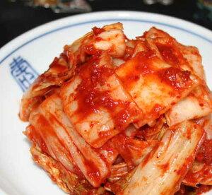 工場スタッフ絶賛!【500g】まかないキムチ【冷凍便×】[韓国食材 韓国食品 キムチ] お取り寄せ