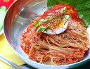 (二人前)純韓国流ビビンミョン(ビビン冷麺) [韓国冷麺 ビビン麺 ビビンメン ピピンミョン 辛い冷麺 韓国食材]