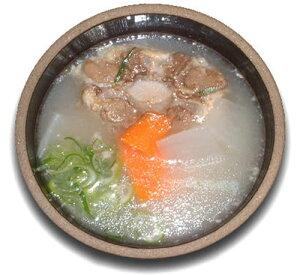 テールスープ700g(コリコムタン)[韓国食材]