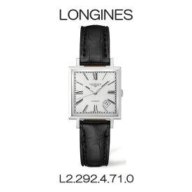 正規品 ロンジン腕時計 L2.292.4.71.0ロンジン ヘリテージ1968(レディス)LONGINES HERITAGE-L22924710メーカー2年保証 LONGINES【送料無料】