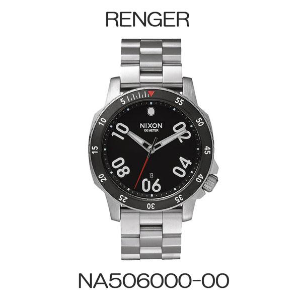 正規品 ニクソン腕時計 Ranger/Black(メンズ) /NA506000-00メーカー2年保証 NIXON 腕時計【送料無料】