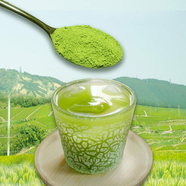 カテキンまるごと粉末緑茶(煎茶)100g2個送料無料掛川茶