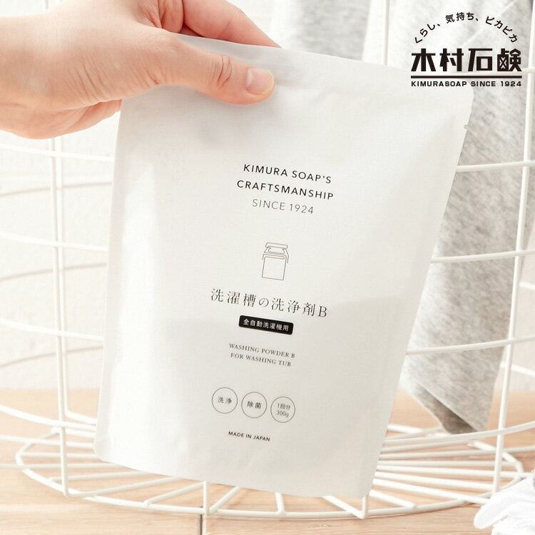 洗濯槽の洗浄剤 B 1回分 洗濯槽クリーナー 洗浄 除菌