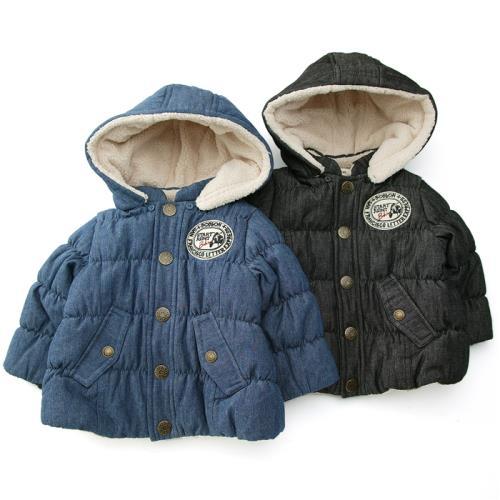 【あす楽】Bobson (ボブソン) ブルゾン(80〜130cm ) 【冬物】キムラタンの子供服