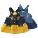 Bobson (ボブソン) ジャンパースカート(80〜130cm ) 【冬物】キムラタンの子供服