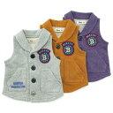 Bobson (ボブソン) ベスト(80〜130cm ) 【春物】キムラタンの子供服