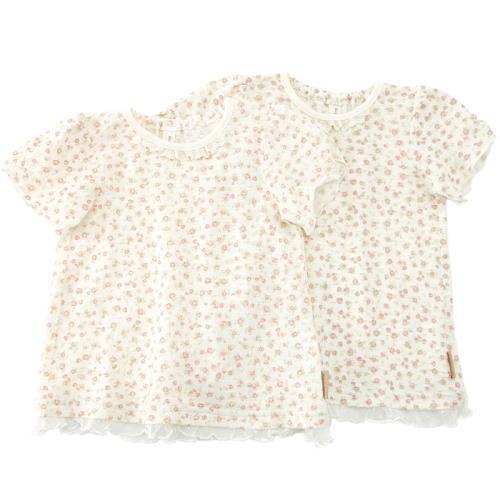 Biquette Club (ビケットクラブ) 半袖Tシャツ(80〜130cm ) 【初夏物】キムラタン 子供服 あす楽