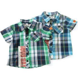 Bobson (ボブソン) 半袖シャツ(80〜130cm ) 【夏物】キムラタン 子供服 あす楽