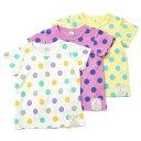 La Chiave (ラ キエーベ) 半袖Tシャツ(80〜130cm ) 【夏物】キムラタンの子供服