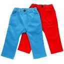 Bobson 長丈パンツ (80〜130cm)【秋物】キムラタンの子供服