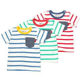 Bobson (ボブソン) 半袖Tシャツ (80〜130cm) 【初夏物】キムラタン 子供服 あす楽