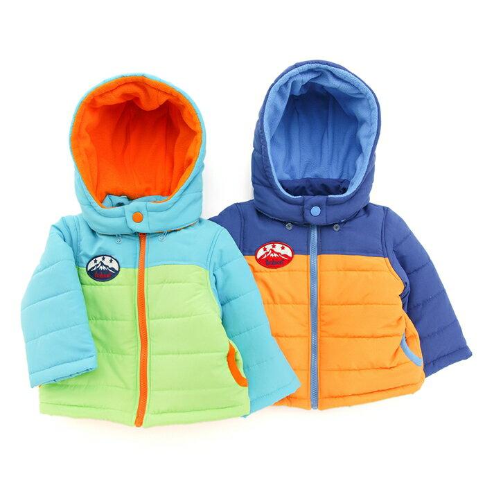 【エントリーでポイント10倍 11/21 9:59まで】 【あす楽】Bobson (ボブソン) ブルゾン (80〜130cm) 【冬物】キムラタンの子供服