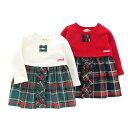 Bobson (ボブソン) ワンピース (80〜130cm) 【冬物】キムラタンの子供服