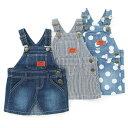 【送料無料】Bobson (ボブソン) ジャンパースカート (80〜130cm) キムラタン 子供服