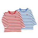 Piccolo ( ピッコロ ) 長袖Tシャツ (70〜90cm) 【春物】キムラタンの子供服