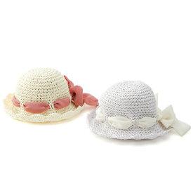 Biquette Club (ビケットクラブ) 帽子 (48〜56cm) 女の子 初夏物 48 50 52 54 56 キムラタン 子供服 あす楽