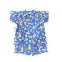 mother goose (マザーグース ) 甚平スーツ (80〜110cm) 男の子 初夏物 80 90 100 110 キムラタンの子供服