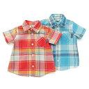 Bobson (ボブソン) 半袖シャツ (80〜130cm) 男の子 初夏物 80 90 95 100 110 120 130 キムラタンの子供服