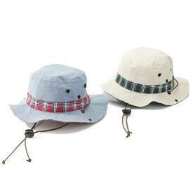 Bobson (ボブソン) サファリハット (48〜56cm) 男の子 初夏物 帽子 48 50 52 54 56 ベビー キッズ キムラタン 子供服 あす楽