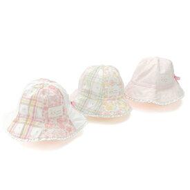 coeur a coeur (クーラクール ) 帽子 (46〜50cm) 女の子 夏物 46 48 50 キムラタン 子供服 あす楽