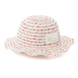 coeur a coeur (クーラクール ) 帽子 (46〜50cm) 女の子 46 48 50 キムラタン 子供服