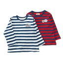 Piccolo (ピッコロ ) 長袖Tシャツ (70〜90cm) 男の子 秋物 70 80 90 キムラタンの子供服