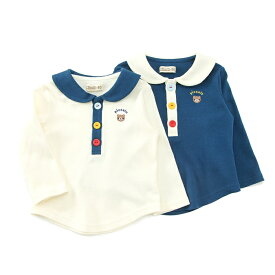 Piccolo (ピッコロ ) 長袖Tシャツ (70〜90cm) 男の子 秋物 70 80 90 キムラタン 子供服 あす楽