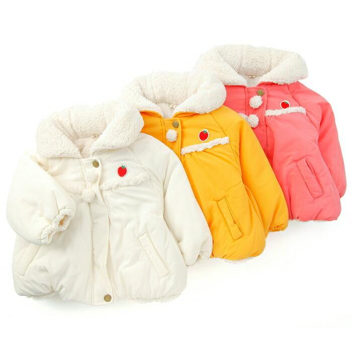Youpi! (ユッピー ) ジャケット (80〜130cm) 女の子 冬物 80cm 90cm 95cm 100cm 110cm 120cm 130cm キムラタンの子供服