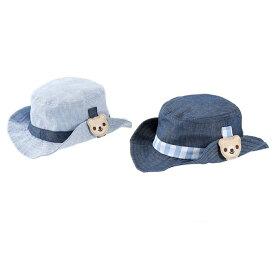 【50%OFF SALE アウトレットセール】Piccolo (ピッコロ ) 帽子 (46〜50cm) 男の子 初夏物 46cm 48cm 50cm キムラタン 子供服 あす楽