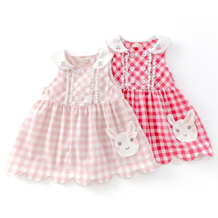 coeur a coeur (クーラクール ) ワンピース (80〜100cm) 女の子 夏物 80cm 90cm 95cm 100cm キムラタンの子供服