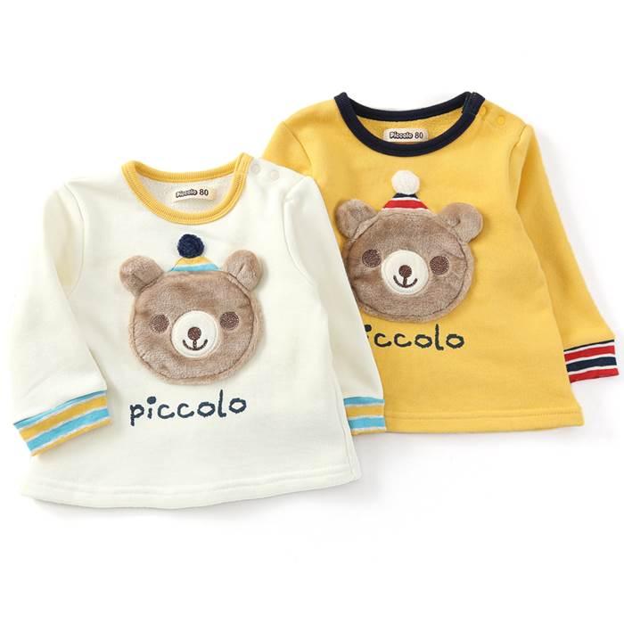 Piccolo (ピッコロ ) トレーナー (70〜90cm) 男の子 秋物 70cm 80cm 90cm キムラタンの子供服