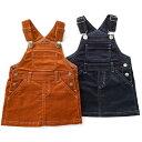 【送料無料】【50%OFF SALE アウトレットセール】Bobson (ボブソン ) ジャンパースカート (80〜130cm) 女の子 80cm 90…