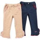 Youpi!(ユッピー)ロングパンツ(80〜130cm)女の子春物80cm90cm95cm100cm110cm120cm130cmキムラタンの子供服